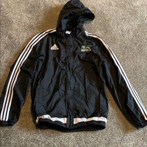 Adidas men's rain jacket